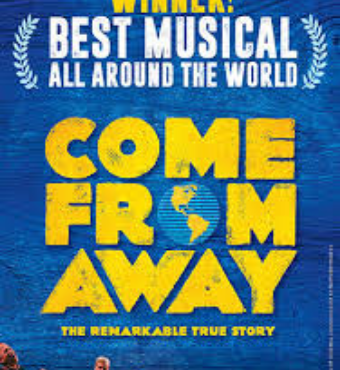 Come From Away Musical Live In Toronto 23 August 2019 | Tickets