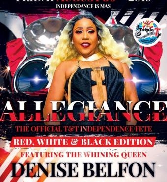 Allegiance - The Official T&T Independence Fete