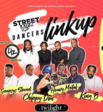 Street Vybz - Dancers Linkup Edition