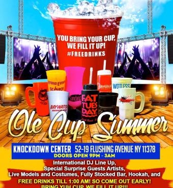 OLE CUP SUMMER 2019
