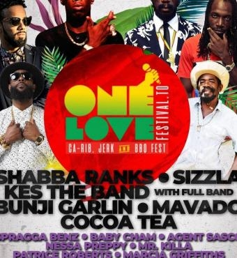 ONE LOVE FESTIVAL - DAY 1 - LAUNCH & CANADIAN SHOWCASE