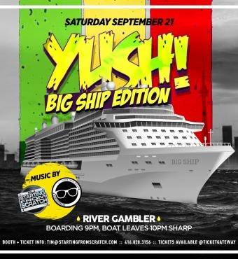 Yush !   - Big Ship Edition