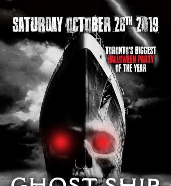 Ghost Ship 2019 - Toronto's Biggest Halloween Pa...