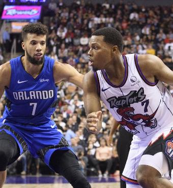 Toronto Raptors vs. Orlando Magic In Toronto Tickets | 2019 Nov 20