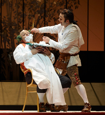 Canadian Opera Company The Barber of Seville Toronto Tickets   2020 Jan 25
