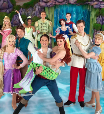 Disney On Ice Dream Big Toronto Tickets   2020 Jan 26