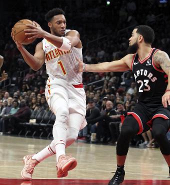 Toronto Raptors vs Atlanta Hawks Tickets   2020 Jan 28