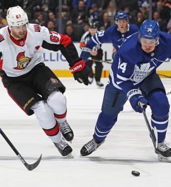 Toronto Maple Leafs vs. Ottawa Senators Tickets   2020 Feb 01