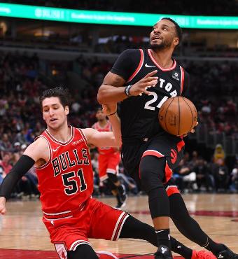 Toronto Raptors vs. Chicago Bulls Tickets   2020 Feb 02