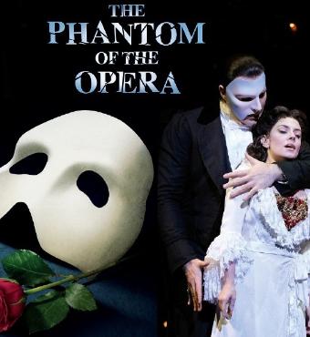 The Phantom of the Opera Toronto 2020 Tickets