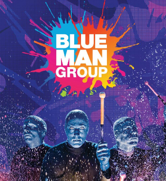 Blue Man Group Las Vegas Shows 2020 Tickets | @ Luxor