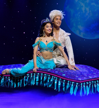 Aladdin Musical New York 2020 Tickets | New Amsterdam Theatre