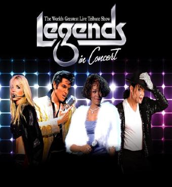 Legends In Concert las vegas 2020 Tickets | Tropicana Theater