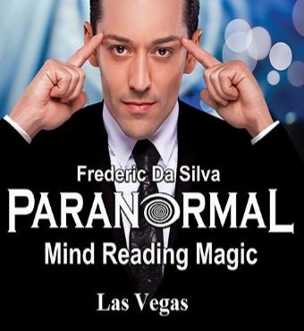 PARANORMAL Frederic Da Silva Las Vegas 2020 Tickets | Bally's Las Vegas