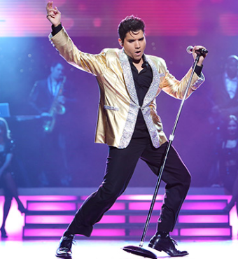 All Shook Up Las Vegas Elvis Tribute Show 2020 Tickets | V Theater