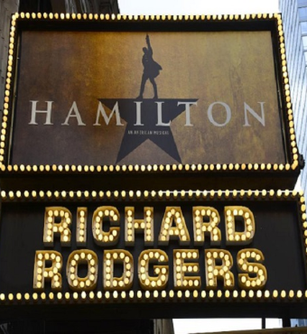 Hamilton Musical New York 2020 Tickets | Richard Rodgers Theatre