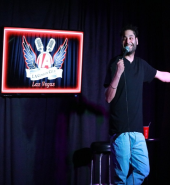 L.A. Comedy Club Las Vegas 2020 Show | The Dragon Room At Stratosphere