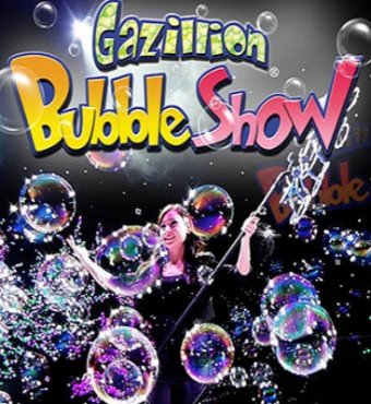 The Gazillion Bubble Show New York 2020 | New World Stages
