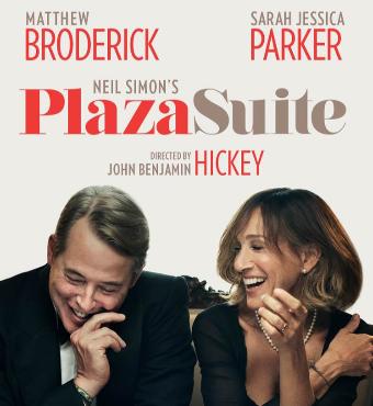 Plaza Suite New York 2020 Tickets | Millennium Hudson Theatre