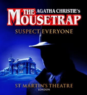 The Mousetrap London 2020 Tickets | St. Martin's Theatre
