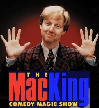 Mac King Comedy Magic Show Las vegas 2020 Tickets