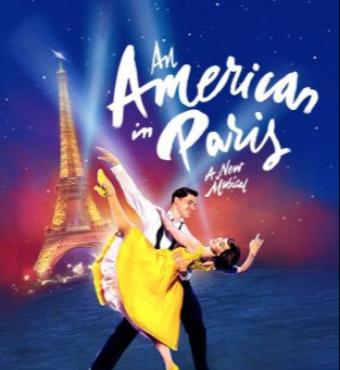 An American In Paris Musical 2020 Tour Dates   Tickets