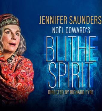 Blithe Spirit Philadelphia 2021 Tickets | Walnut Street Theatre