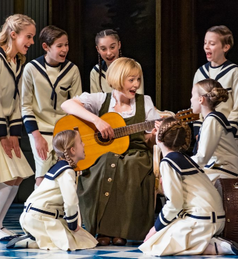 The Sound of Music Lincolnshire 2020 Tickets | Marriott Theater