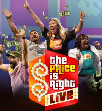 The Price Is Right | Live Stage Show | Tickets