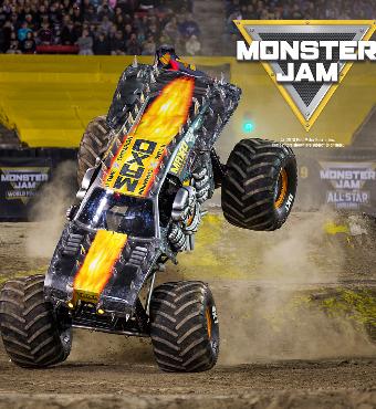 Monster Jam 2021 | Tickets