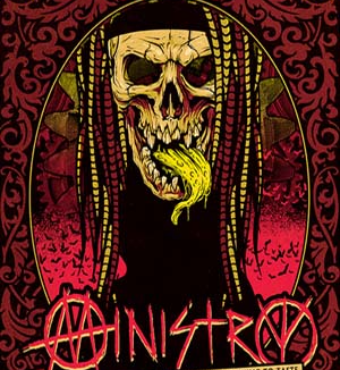 Ministry, KMFDM & Front Line Assembly   Tickets