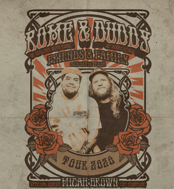 Rome & Duddy: Friends & Family Acoustic Tour | Tickets