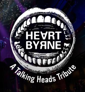 HeartByrne - Talking Heads Tribute | Tickets