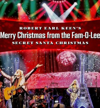 Robert Earl Keen's Merry Christmas From The Fam-o-lee | Tickets