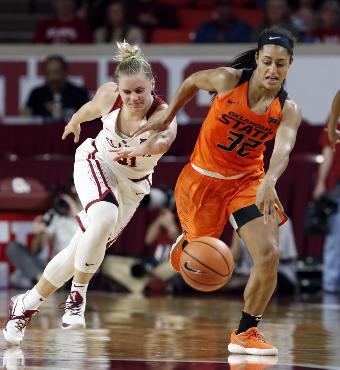 Texas Longhorns Women's Basketball vs. Oklahoma State Cowgirls | Tickets