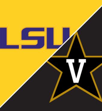 LSU Tigers vs. Vanderbilt Commodores | Tickets