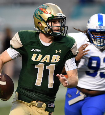 UAB Blazers vs. Middle Tennessee State Blue Raiders | Tickets