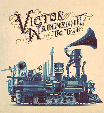 Victor Wainwright & The Train   Musical Show   Tickets