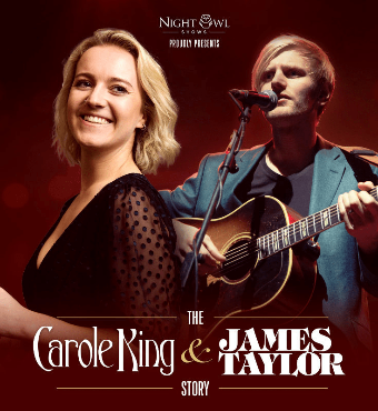 The Carole King and James Taylor Story | Tickets