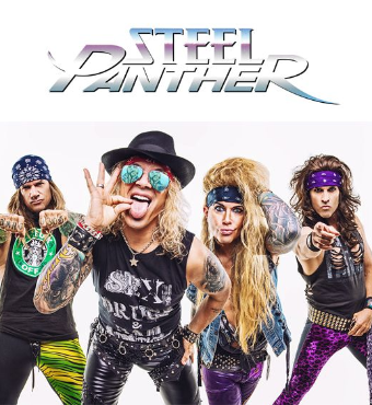 Steel Panther | Musical Band Concert | Tickets