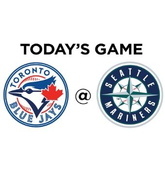 Toronto Blue Jays vs. Seattle Mariners | Tickets