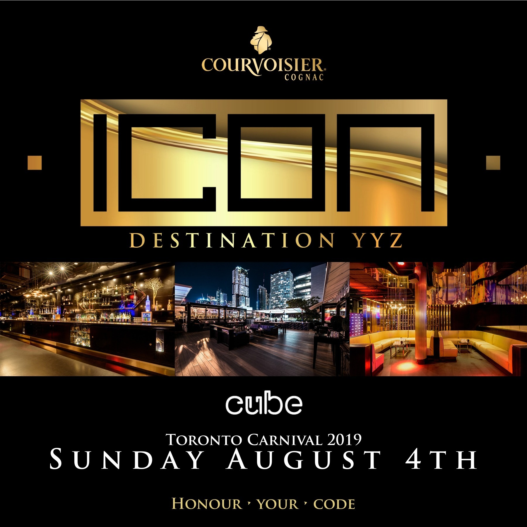 ICON: DESTINATION YYZ - Carnival Sunday Night's Most Anticipated Event