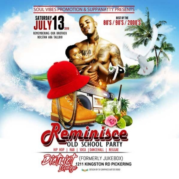 Reminisce - The Ultimate Old School Party