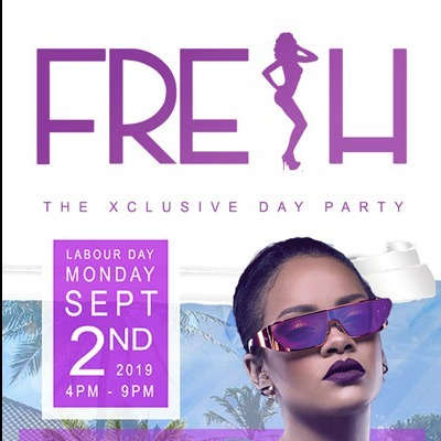 FRESH- The Xclusive Day Party