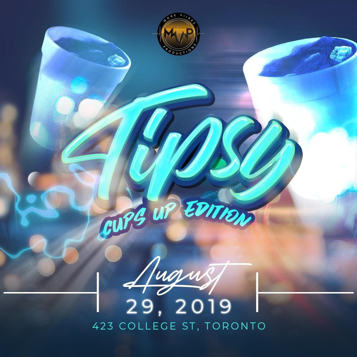 Tipsy Cups Up Edition