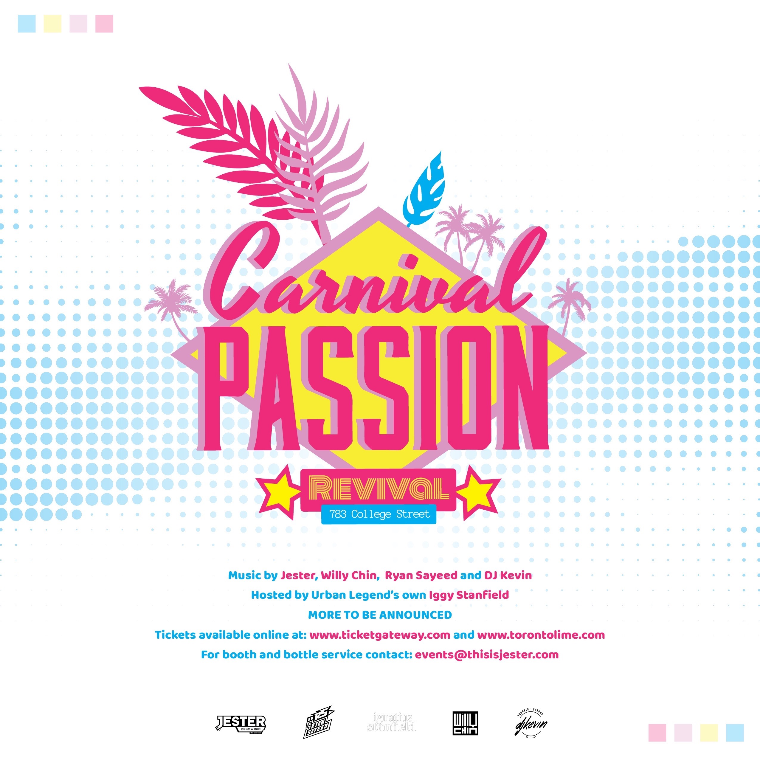 Passion Carnival Thursday