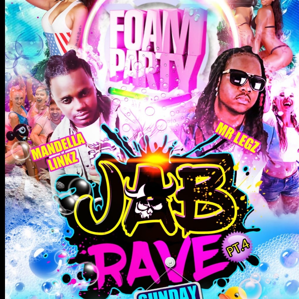 Toronto Carnival Jab Rave