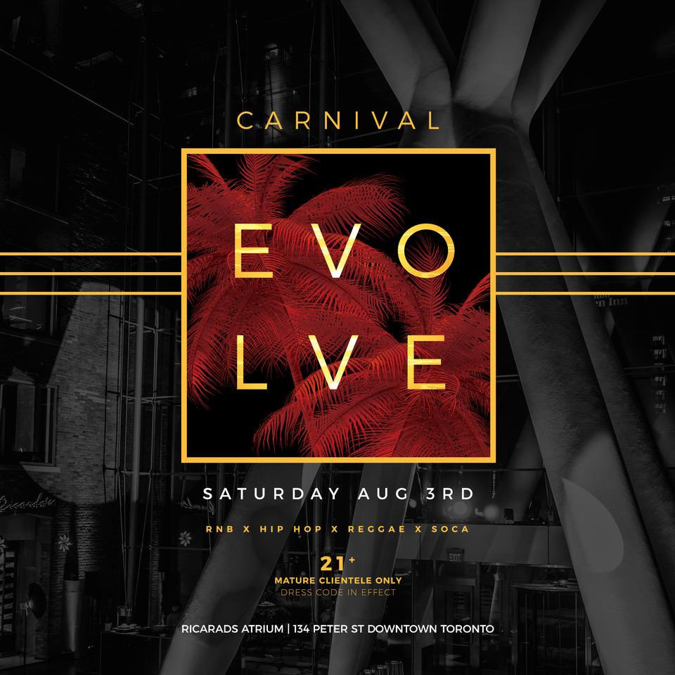 EVOLVE CARNIVAL 2019 21 +
