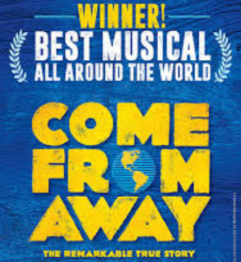 Come From Away Musical Live In Toronto 15 August 2019   Tickets