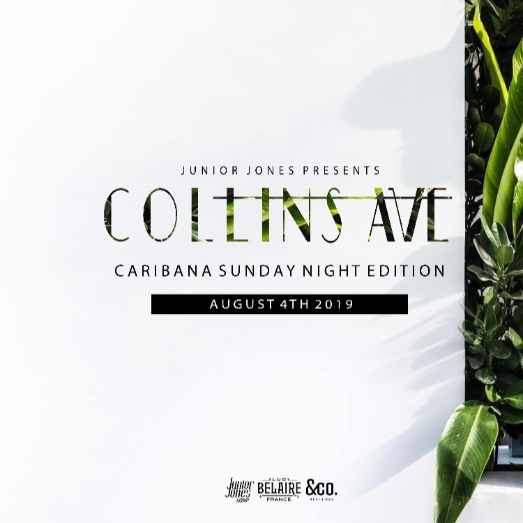 CARIBANA SUNDAY NIGHT - COLLINS AVE SPECIAL EDITION